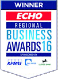 Echo regional business awards 2016 winner