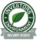 Investors in the environment award - Silver