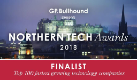 Northern tech awards finalist 2018